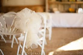 Aisle Markers 4 Tulle Ribbon Aisle Markers Wedding Oklahoma Wedding Photography