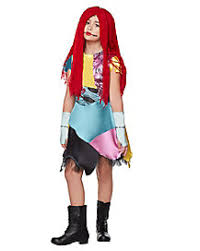 Sally Jack Halloween Costumes Nightmare Christmas Costumes U0026 Accessories Jack