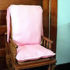 Walmart Rocking Chairs Nursery Cushions For Rocking Chairs Glider Chair Cushion Slipcover Nursery