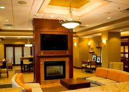 Hotels With A Fireplace In Room by Hampton Inn Easton Pa Hotel