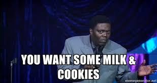 Meme Generator For Mac - you want some milk cookies bernie mac funny meme generator
