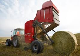 product spotlight round balers farmers line