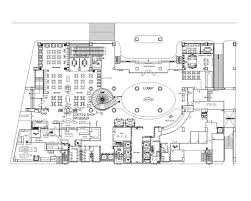 hotel restaurant floor plan grand four wings convention hotel plan design lobbies and walls