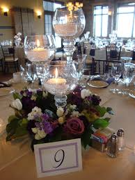 wedding table decorations candle holders centerpiece idea with hurricane candle holders wedding