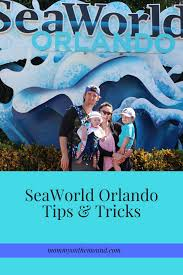Sea World Orlando Map by Seaworld Orlando Tips And Tricks U2013 Mommy On The Mound