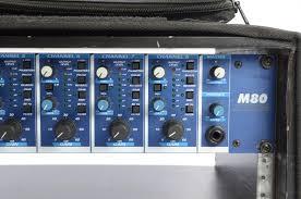 presonus m80 8 channel microphone preamplifier w kaces krc 4 4u