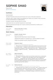 graphic design internship toronto graphic design job in toronto