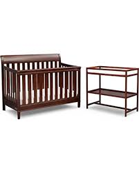 Delta Changing Table Espresso Sale Delta Children Harbor 4 In 1 Convertible Crib With Bonus