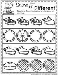 preschool thanksgiving activities worksheets thanksgiving and school