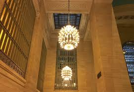 Chandelier Meaning The Meaning Grand Central S Chandeliers Ephemeral New York