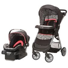 safety 1st amble luxe with onboard 35 car seat travel system in