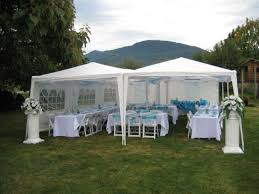 white tent rentals white tent of wedding decoration gazebo for wedding party in