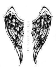 Wing Tattoos On - best 25 wing tattoos ideas on wing tattoos