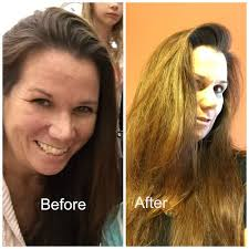 esalon hair color reviews with pictures esalon custom color for at home color treatments discount