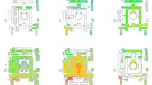 British Museum Floor Plan British Museum U2013 Workplace Design Space Syntax