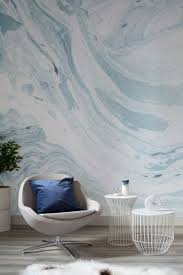 blue and white marbleized wallpaper mural wall murals marbles blue and white marbleized wallpaper mural ocean inspired bedroomwallpaper muralswall