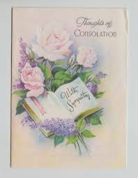 condolences greeting card 25 best sympathy cards images on sympathy cards