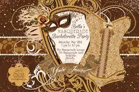 best bachelorette party invitations masquerade bachelorette party invitations cimvitation