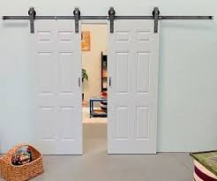 Interior Sliding Barn Door Kit Sliding Barn Door Kit
