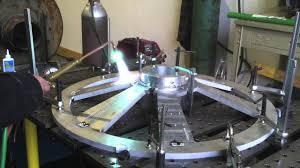 mig welding aluminum hobart welder u0026 spool gun youtube