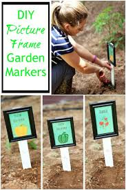 Vegetable Garden Labels by 25 Best Garden Plant Markers Ideas On Pinterest Plant Labels