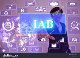 advertising bureau iab advertising bureau business conceptimage stock photo