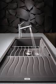 Metallic Gray New Colour For BLANCO SILGRANIT Sinks - Blanco kitchen sinks canada