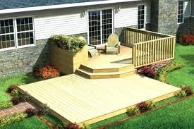 Ideas For Backyard Patios Patio And Deck Ideas For Backyard Patio Deck Ideas Backyard Deck
