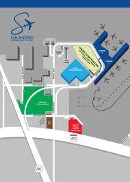Portland International Airport Map by San Antonio Airport Map My Blog