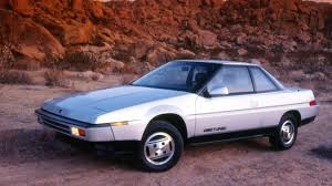 1986 subaru xt here u0027s what subaru of america is planning for its 50th anniversary