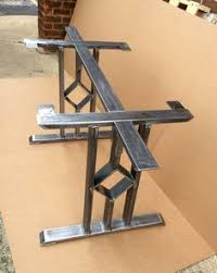 heavy duty table legs trestle table legs model tr10d heavy duty sturdy metal legs