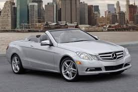 mercedes e350 convertible used used 2012 mercedes e class convertible pricing for sale