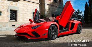 car lamborghini red dmc making good things better