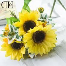 Fake Sunflowers Online Get Cheap Fake Sunflowers Aliexpress Com Alibaba Group