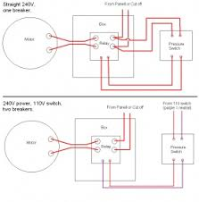 air compressor pressure switch wiring diagram at gooddy org