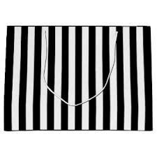 black and white striped gift bags black white striped gift bags zazzle