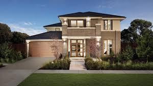 natural cheap modern brick and wood house architecture goocake
