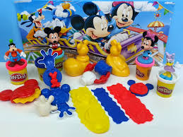 Blind Mice Mart Movie Vault Play Doh Mickey Mouse Clubhouse Mouskatools Playset Disney Hasbro