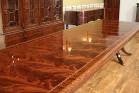 extra large dining table american made u0026 high end