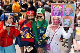 bygone witch costume japan halloween costumes 97 tokyo fashion news japan australia