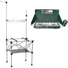 coleman cing table walmart coleman cook stove stand best stove 2018