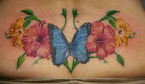 unique butterfly tattoos images cool tattoos continues