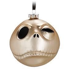 faces of skellington ornament set home kitchen