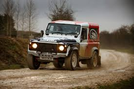 land rover dakar land rover defender challenge by bowler review auto express