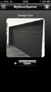 fantastic iphone app for garage door opener 23 for home design
