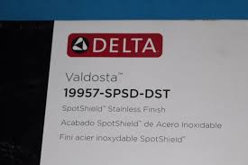 new delta valdosta 19957 spsd dst pull down kitchen faucet