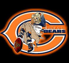 Chicago Bears Chicago Bears Harley Quinn 1 By Tony Td4six On Deviantart