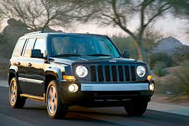 2007 jeep patriot gas mileage 2008 jeep patriot overview cars com
