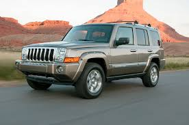 jeep commander vs patriot 2006 jeep commander 2006 suv of the year contenders motor trend