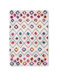 Multi Colored Shag Rug Update Your Living Room With These Cozy Rugs Under 200 Hgtv U0027s